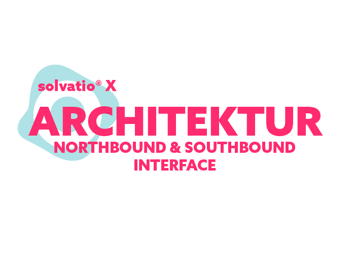 solvatio X Architektur logo left