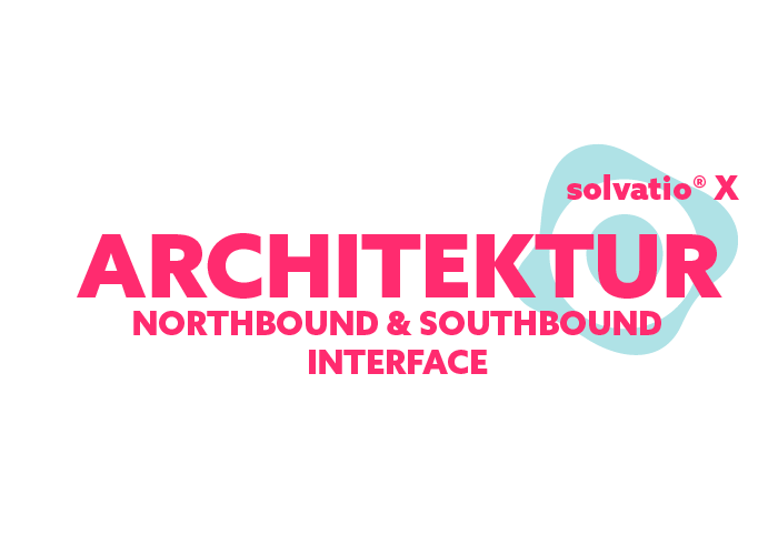 solvatio X Architektur logo right